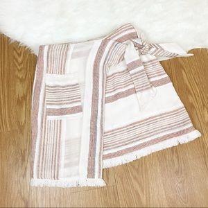Holding Horses faux Wrap Skirt 4